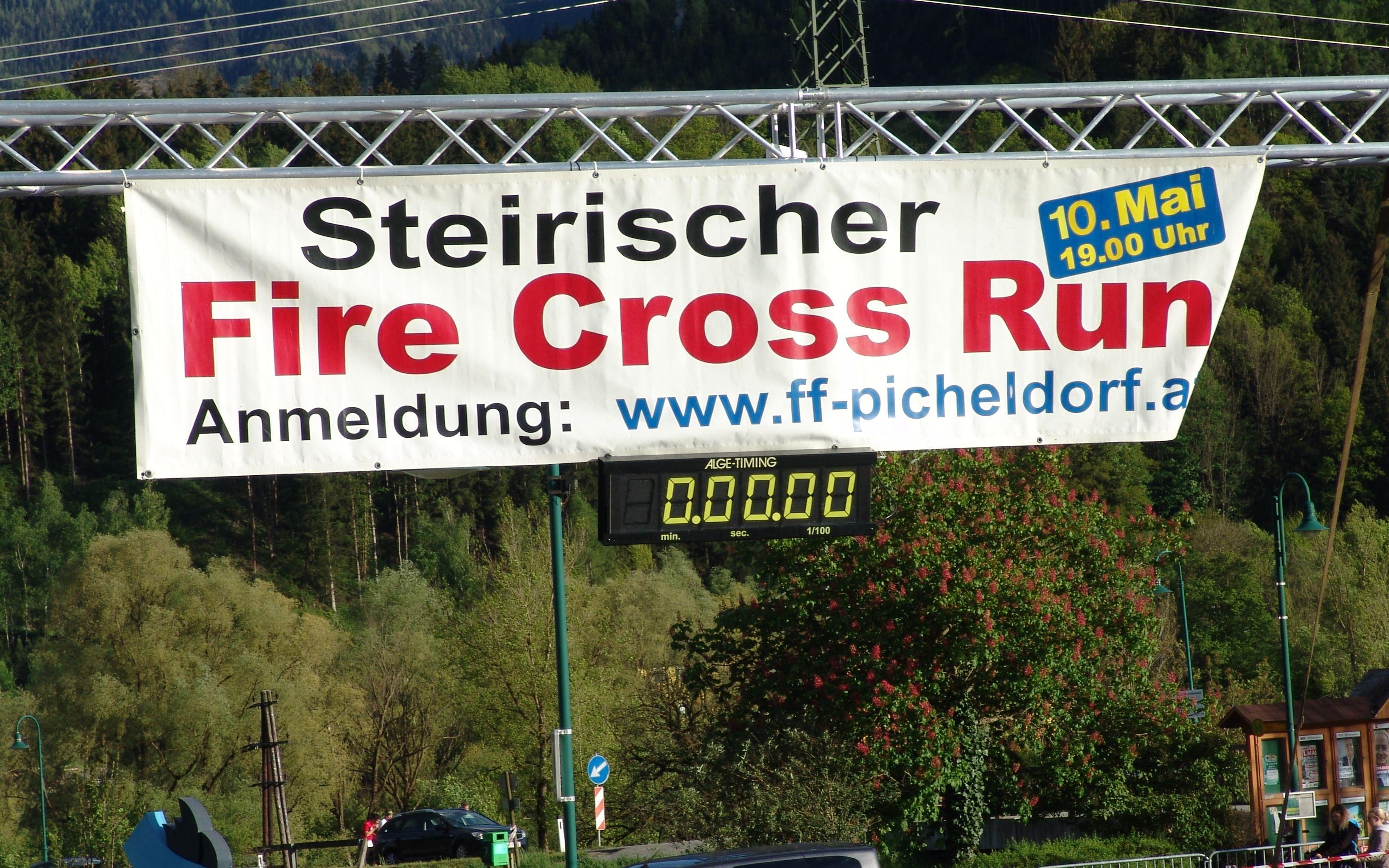 Fire Cross Run